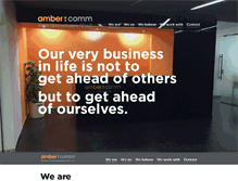 Tablet Preview of ambercomm.ae